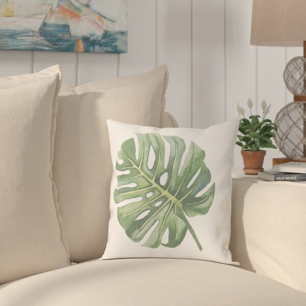 Fabulous Gordon Palm Leaf Throw Pillow Ocoug Best Dining Table And Chair Ideas Images Ocougorg