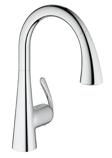 Delicieux 32298001 Ladylux Single Hole Kitchen Faucet
