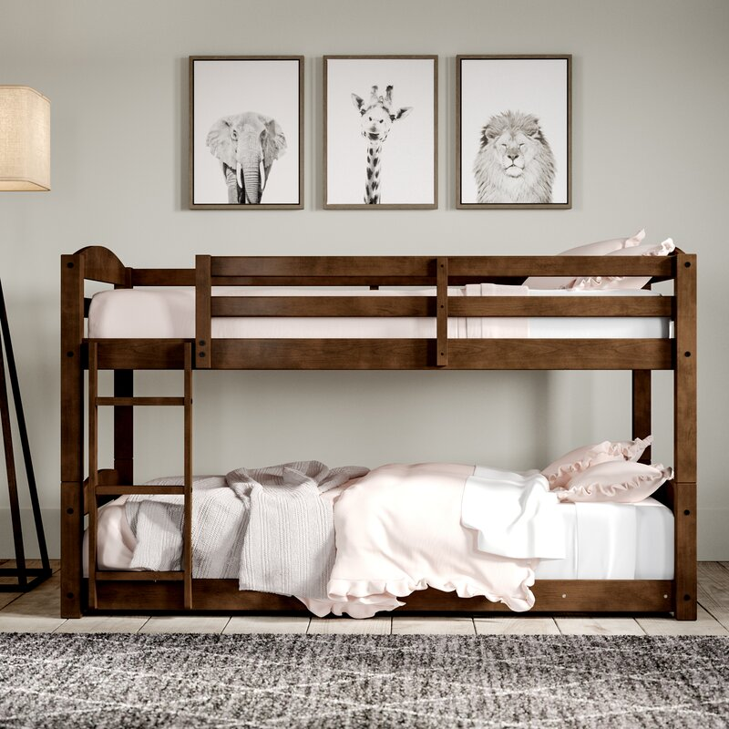Greyleigh Bellmead Twin Bunk Bed Amp Reviews Wayfair