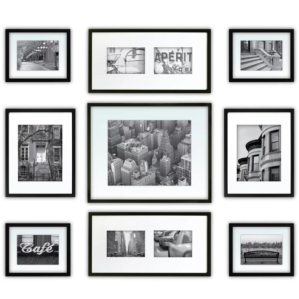 Gallery Wall Frame Sets You\'ll Love | Wayfair