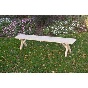 Stony Point Wood Picnic Bench