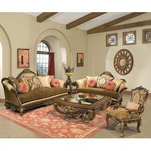 Sicily Configurable Living Room Set by Benetti's Italia