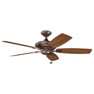 Copper outdoor ceiling fans youll love wayfair copper outdoor ceiling fans mozeypictures Gallery