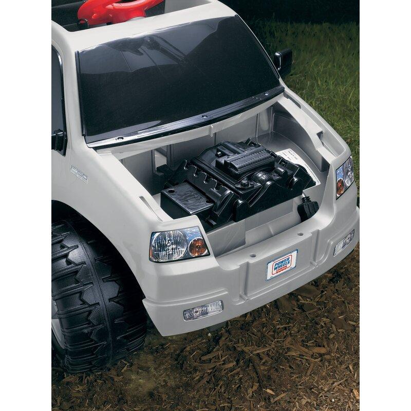 Wheels Ford F 150 6v Battery Ed Car