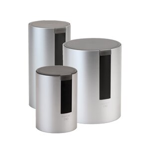 Neo 3 Piece Kitchen Canister Set