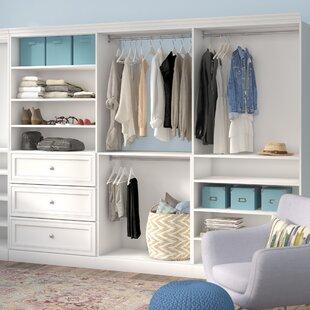 Lovely Closet Systems U0026 Organizers Youu0027ll Love   Wayfair