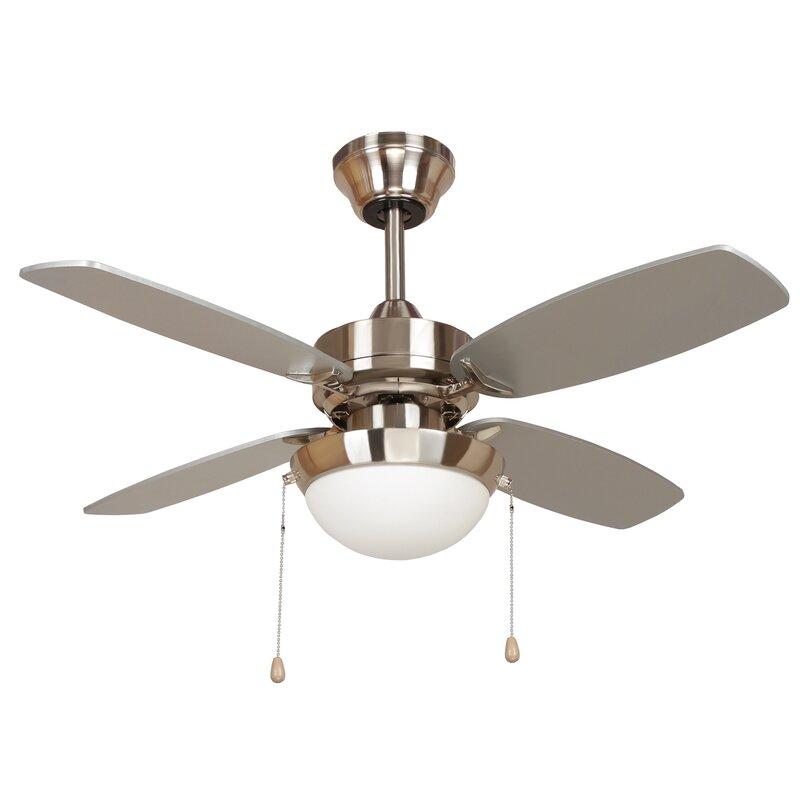 ceiling with light white fan fans flush best mount