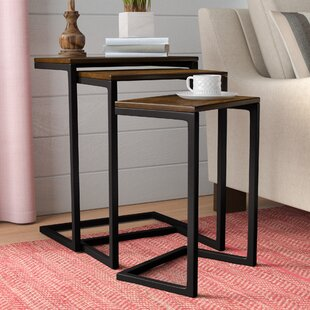 Zenia 3 Piece Nesting Tables