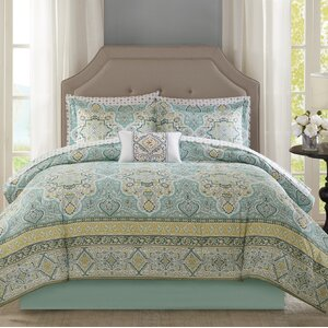 Bautista Complete Comforter and Cotton Sheet Set