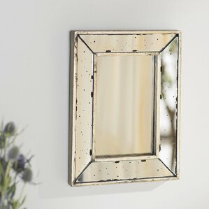 auvillar wall mirror - Window Frame Mirror