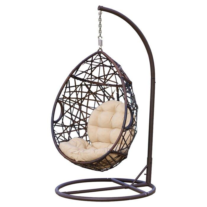 wildlyspun cocoon image patio com wicker swing of hook chair rattan