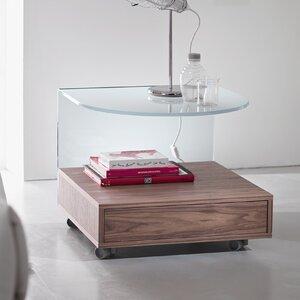 Nachttisch Rollo mit Schublade von Urban Designs