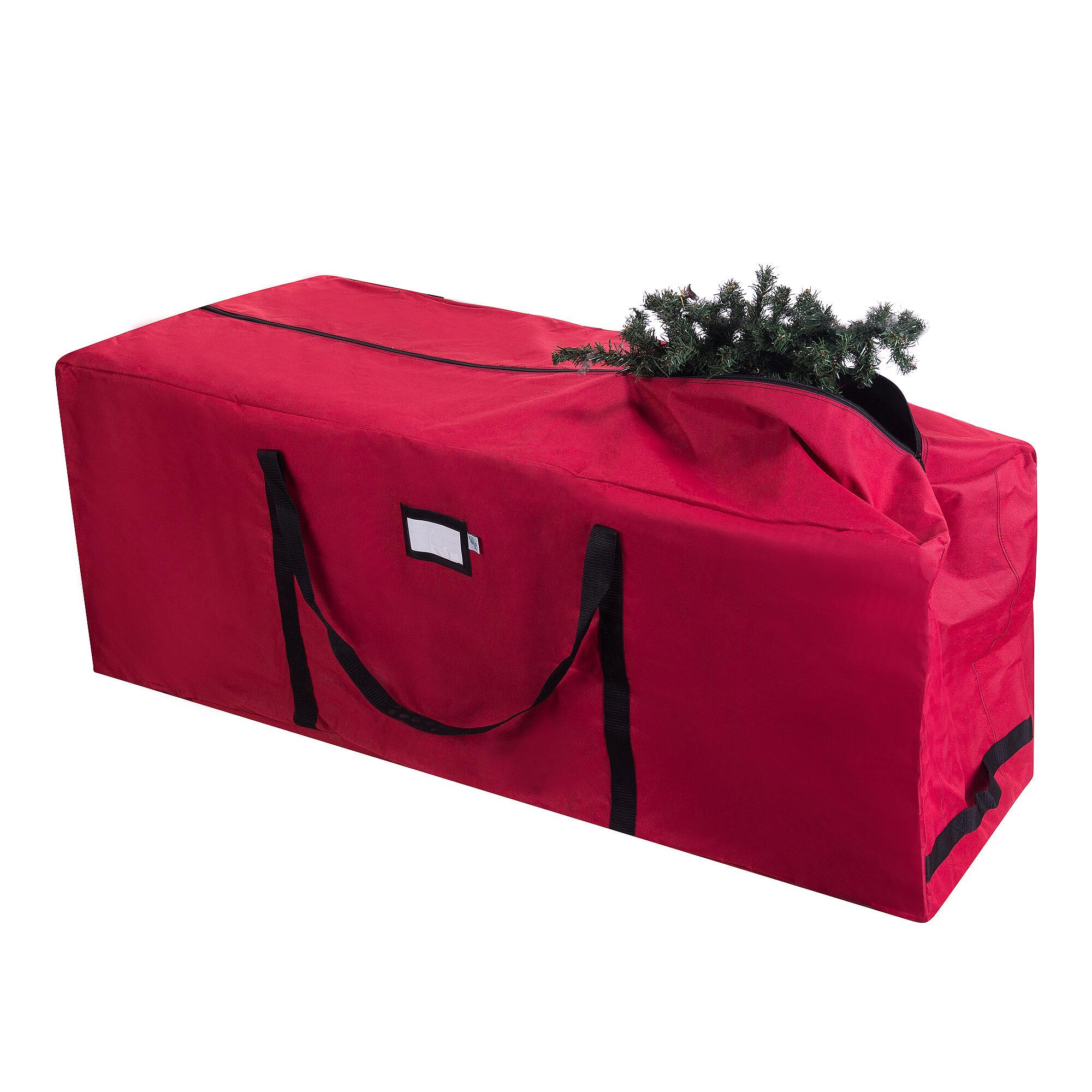 Superbe The Holiday Aisle Rolling Christmas Tree Storage Bag U0026 Reviews | Wayfair