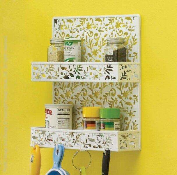 Design Ideas Vinea Spice Rack & Reviews | Wayfair