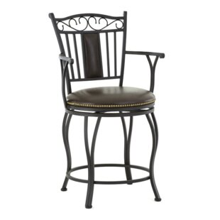 Barbara 24 Swivel Bar Stool