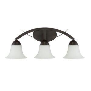 Arnone 3-Light Vanity Light