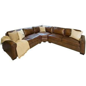 Carlyle Sectional by Elements Fine Home Furnishings
