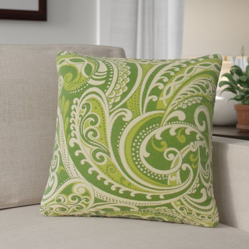 Milano Damask Throw Pillow