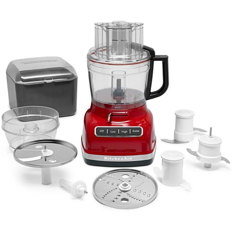 exactslice system 11 cup food processor - Kitchen Aid Food Processor