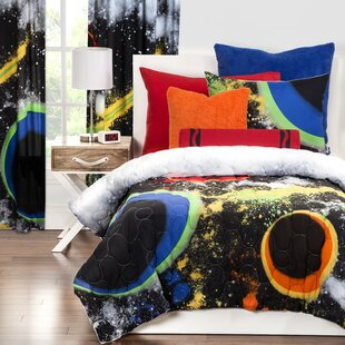 World map comforter set wayfair out of this world comforter set gumiabroncs Image collections