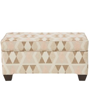 Ewing Storage Bench Ottoman by Corrigan Studio