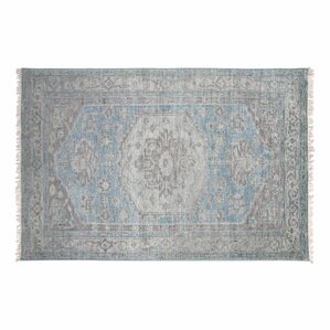 rocha handknotted bluegray area rug