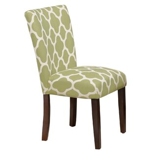 Save  sc 1 st  Wayfair & Sage Green Parsons Chair | Wayfair