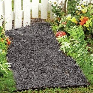 Environmentally Friendly Perma Mulch Pathway
