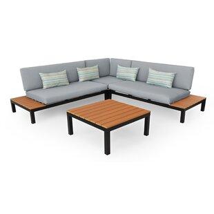 Modern Contemporary Orange Patio Furniture Allmodern