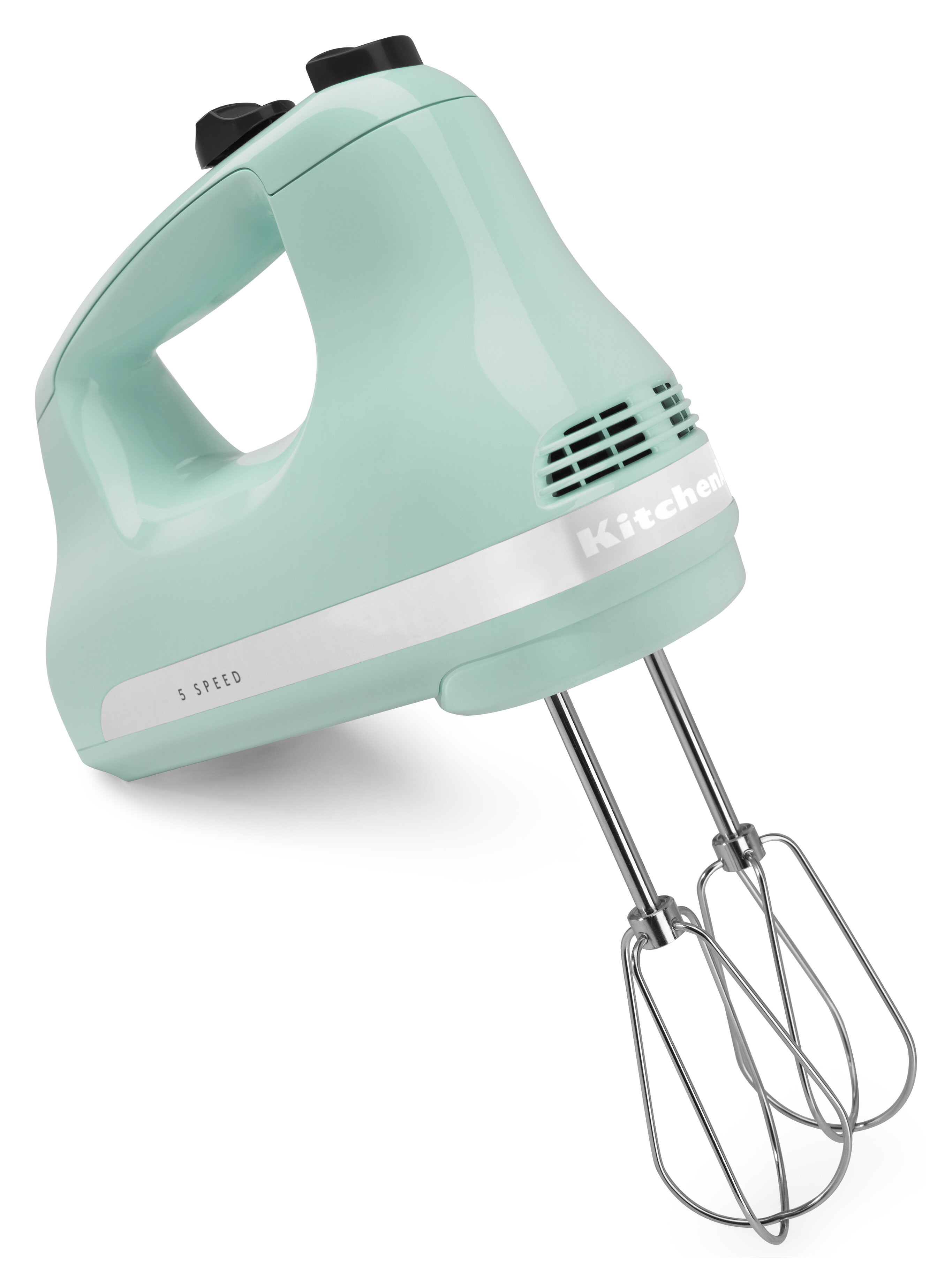 KitchenAid Ultra Power 5 Speed Hand Mixer - KHM512 & Reviews | Wayfair