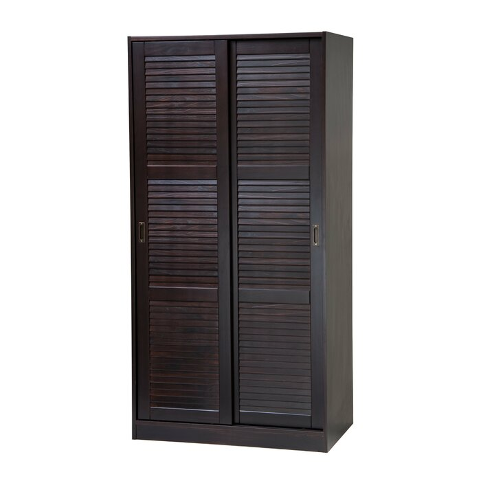 Two Sliding Door Armoire