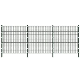 Fitts 20' x 7' (6m x 2m) Closeboard Fence Panel by Lynton Garden