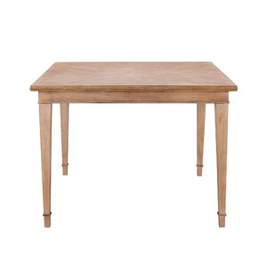 marie dining table - Square Wood Dining Table