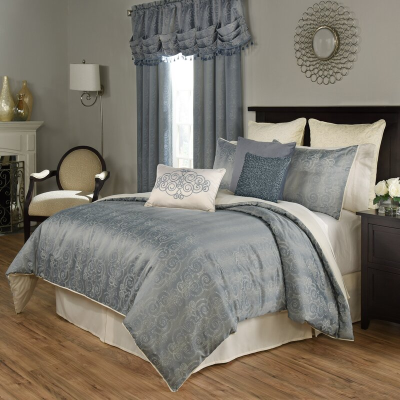 Beautyrest Avignon 48 Piece Comforter Set Wayfair Extraordinary Avignon Bedroom Furniture Decor