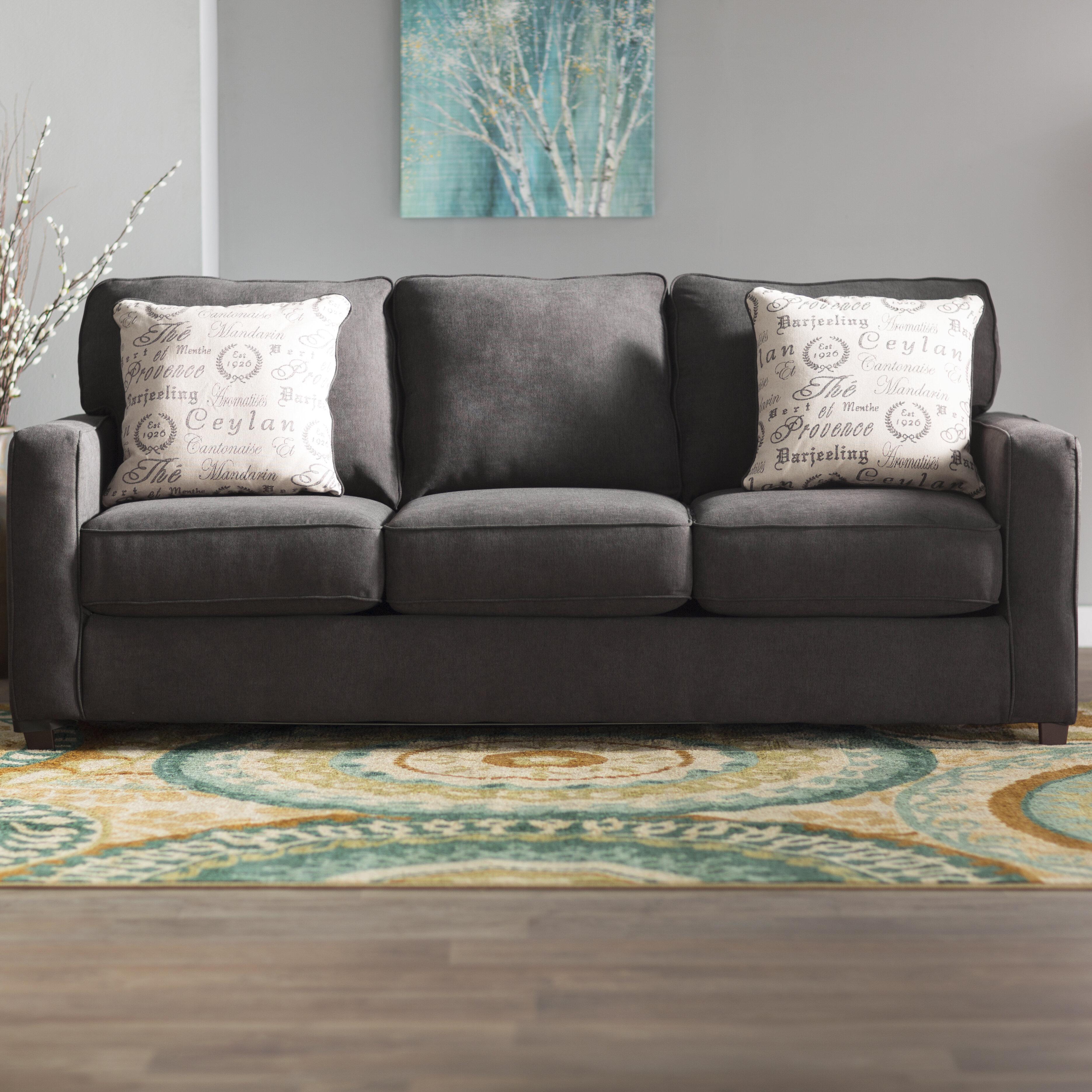 Andover Mills Deerpark Quint Queen Sleeper Sofa & Reviews | Wayfair