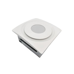 SlimFit 120 CFM Bathroom Fan with Light