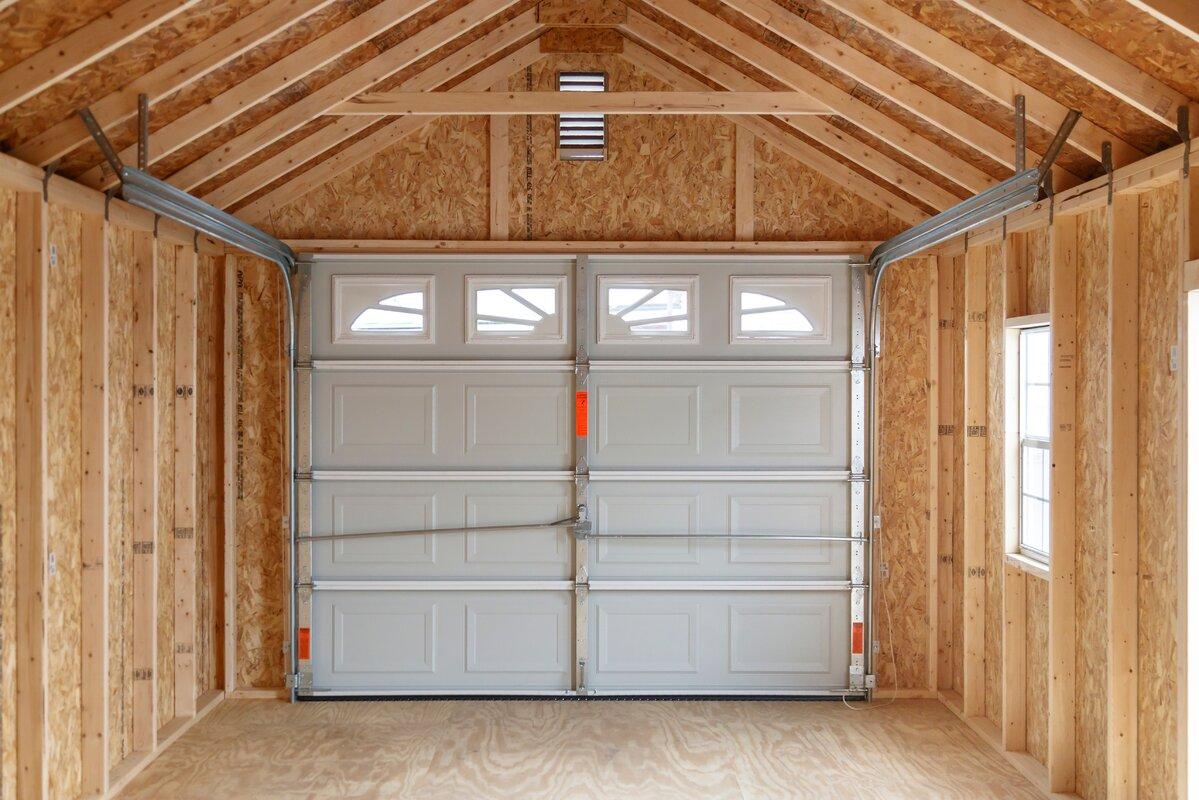Yardcraft 12 Ft W X 26 Ft D Wooden Garage Shed Amp Reviews