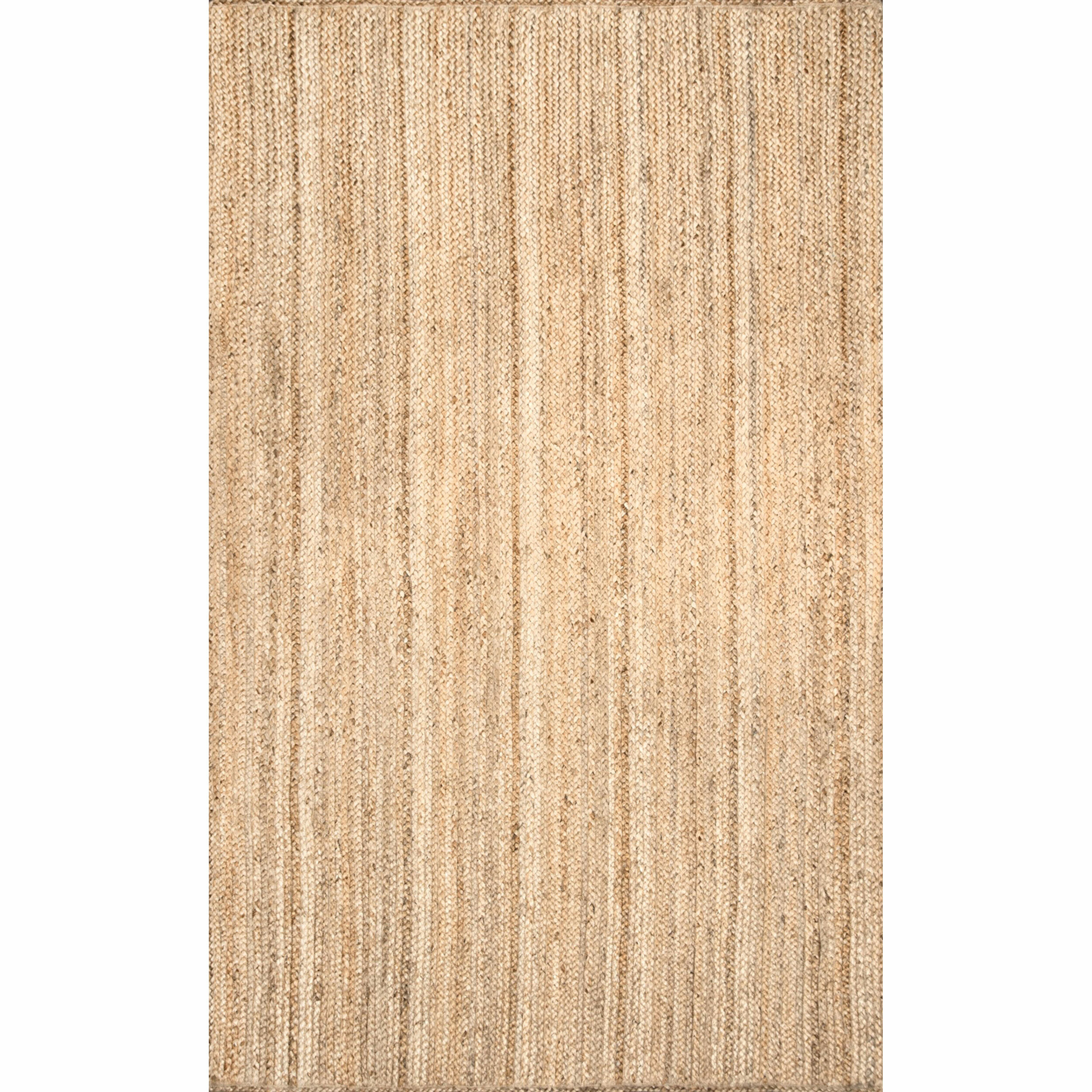 Latham rigo jute hand woven tan area rug reviews joss main