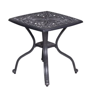Roma End Table by California Outdoor Designs