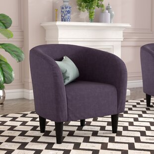 Purple Accent Chairs You\'ll Love | Wayfair