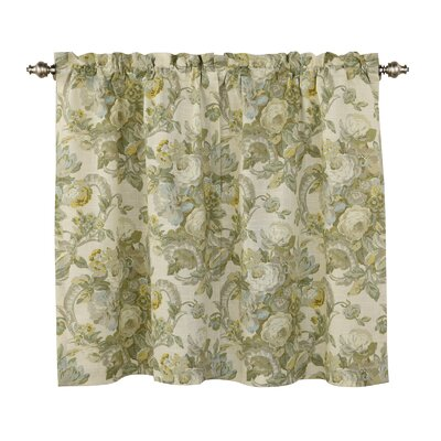 Gray Amp Silver Valances Amp Kitchen Curtains You Ll Love