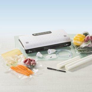 SmartVac 12 Piece Vacuum Sealer Set by Genius
