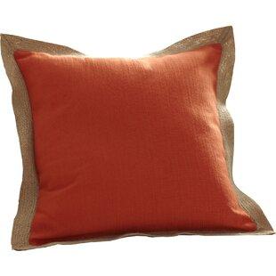 Modern Contemporary Burnt Orange Pillow Allmodern