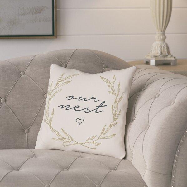 Our Nest Pillow Wayfair Delectable Spencer Home Decor Pillows