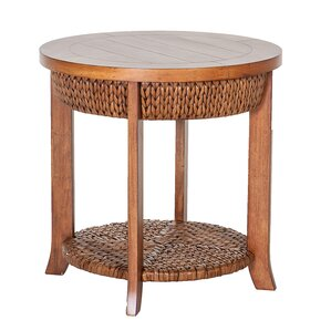 Hamptons End Table by Acacia Home and Garden
