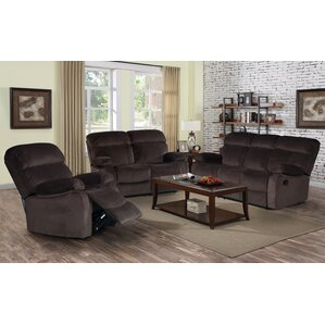 Alvia 3 Piece Living Room ..
