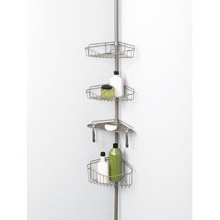 Tension Pole Corner Shower Caddy