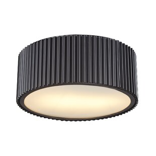 Brendon 2 Light Flush Mount