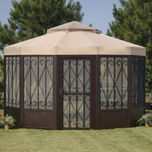 replacement canopy for sunhouse gazebo - Pergola Covers