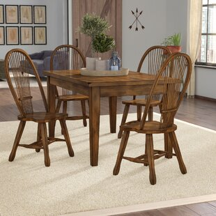 Koffler 5 Piece Dining Set